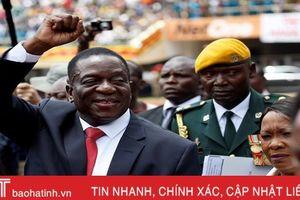 Thế giới ngày qua: Tòa án Hiến pháp Zimbabwe xác nhận chiến thắng của ông Mnangagwa