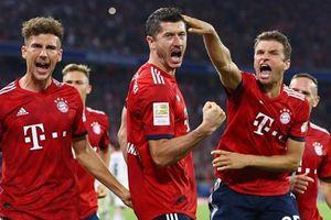 Cận cảnh khai mạc Bundesliga và trận thắng Hoffenheim 3-1 của Bayern