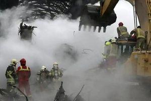 Nổ nồi hơi tại một khu dân cư ở Iran, 15 người thương vong