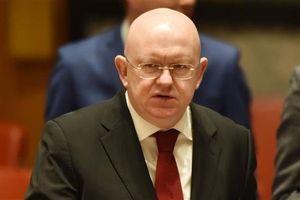 Nga 'vạch mặt' các quốc gia hỗ trợ vũ khí, tài chính cho khủng bố Syria