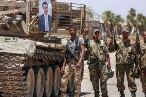 Quân đội Syria 'hất tung' loạt tay súng IS, chiếm thêm nhiều cứ địa tại Sweida