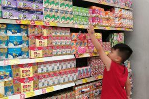 Việt Nam nhập sữa nhiều nhất từ New Zealand