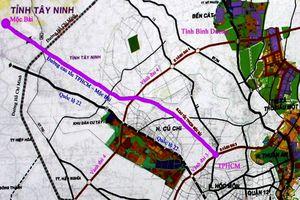 Tây Ninh kiến nghị sớm triển khai cao tốc TP.HCM - Mộc Bài