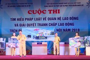 TP Hà Nội: Nỗ lực xây dựng quan hệ lao động hài hòa, ổn định