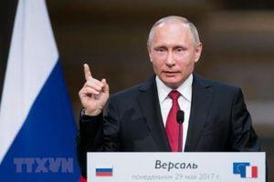 Chuyển biến mới trong quan hệ Nga, Đức và Áo