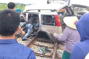 Vụ tàu hỏa tông 4 người thương vong: 'Nhiều người dân đã kêu có tàu tới nhưng tài xế không nghe thấy'