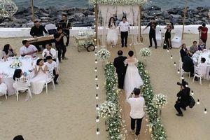 Rò rỉ thêm ảnh cực hot trong lễ đính hôn Trường Giang và Nhã Phương