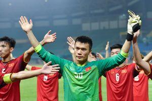 Người hâm mộ đón tin vui trước trận Olympic Việt Nam và Syria