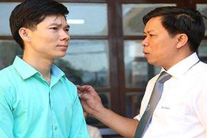 3 lần thay đổi tội danh, bác sĩ Hoàng Công Lương nói gì?