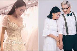 Nhã Phương lộ ảnh mặc váy cưới, Cát Phượng tiết lộ bí mật bất ngờ