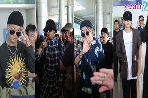 Lần thứ hai 'đổ bộ' Việt Nam, 4 chàng trai của Winner vẫn khiến fan vỡ òa sung sướng