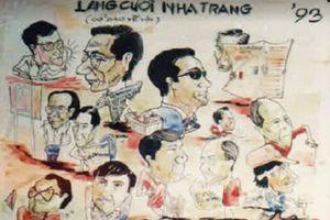 Cái nôi của làng cười Nha Trang