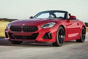 Xe thể thao BMW Z4 2019 ra mắt, 'khoe' công nghệ tối tân