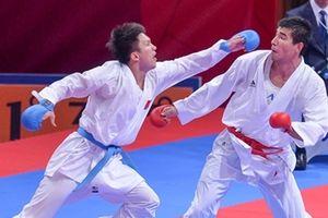 Karate tuột vàng, thể thao Việt Nam đang xếp sau Campuchia