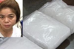 Vừa ra tù lại bị bắt cùng 3kg ma túy đá