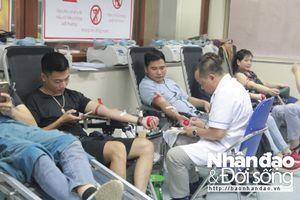 Thiếu nhóm máu O trầm trọng, cộng đồng chung tay hiến máu cứu người