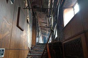 Cháy khách sạn ở Trung Quốc làm chết 19 người
