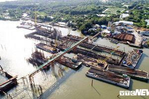 TP.HCM kiến nghị Thủ tướng giải quyết vướng mắc dự án chống ngập 10.000 tỷ đồng