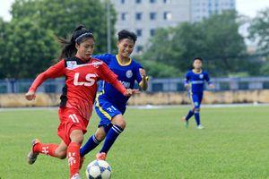 Bỏ xa các đội, Hà Nội vô địch giải U19 nữ quốc gia 2018