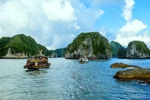 Độc đáo vịnh Lan Hạ