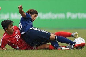 Bán kết bóng đá nữ Asiad 18: 'Sạch bóng' Đông Nam Á