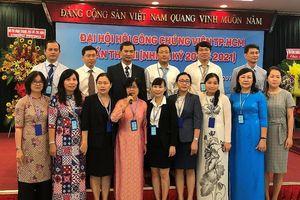 Bầu 15 người vào BCH Hội Công chứng viên TP.HCM nhiệm kỳ III