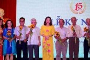 Kỷ niệm 15 năm tái thành lập Khoa PT-TH