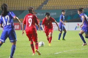 ĐT bóng đá nữ Việt Nam được VFF 'bồi dưỡng' sau Asiad 2018