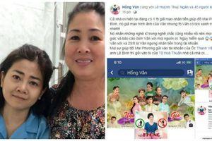 Bức xúc Facebook giả mạo sao Việt kêu gọi ủng hộ Lê Bình, Mai Phương