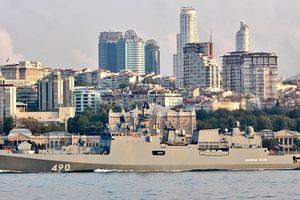 Nga điều hạm đội tàu khủng tới Syria trước nguy cơ Mỹ tấn công