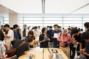 Apple có thêm cửa hàng bán lẻ tại Nhật Bản