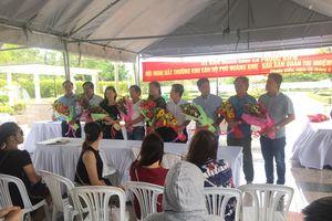 Chung cư Phú Hoàng Anh đã có Ban quản trị mới