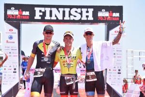 56 quốc gia dự giải Ironman vô địch châu Á - Thái Bình Dương 2019
