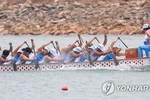 Đội tuyển liên Triều giành huy chương đầu tiên tại ASIAD