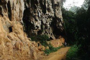 Phát hiện dấu tích người Việt cổ ở thung lũng Thần Sa