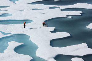 Băng tan mở ra tuyến đường mới vận chuyển hàng hóa qua Bắc Cực
