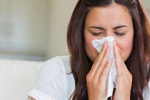 Hóa ra đây chính là nguyên nhân khiến bạn chảy nước mũi liên tục không dứt