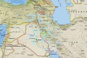 Động đất mạnh cường độ 6,1 độ Richter tại khu vực miền Tây Iran