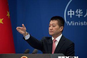 Trung Quốc khẳng định quan điểm nhất quán về hạt nhân Triều Tiên