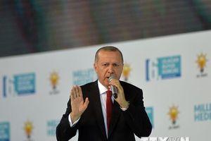 Thổ Nhĩ Kỳ cam kết sẽ mang lại hòa bình cho Syria và Iraq