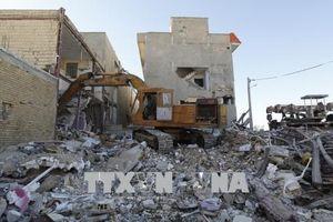 Động đất 5,9 độ Richter tại Iran, ít nhất 59 người thương vong
