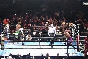 Chưa đánh đã 'tháo chạy' – chuyện chưa từng thấy trong boxing