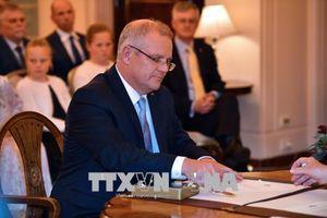 Tân Thủ tướng Australia công bố danh sách Nội các mới