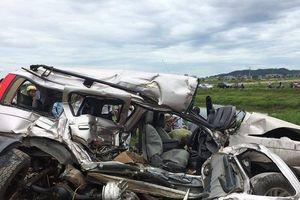 Thông tin mới nhất về vụ tai nạn tàu hỏa khiến 4 người thương vong