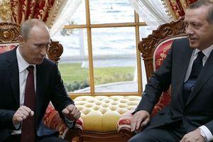Đằng sau lời mời TT Putin tới nhà hàng hải sản của TT Thổ Nhĩ Kỳ