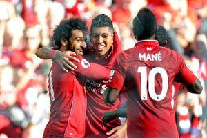 Liverpool 1-0 Brighton: Nhẹ nhàng vượt ải