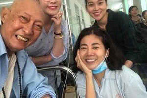 Nụ cười lạc quan của Lê Bình và Mai Phương khi cùng nhau vượt qua bạo bệnh