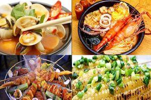 Những món ăn vặt hấp dẫn cho ngày mưa Sài Gòn bớt buồn tẻ
