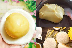 Cách làm bánh dẻo nhân đậu xanh ngon đúng điệu cho ngày Tết Trung thu, ai ăn cũng phải tấm tắc khen