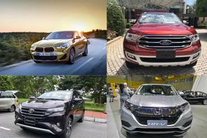 Điểm danh những mẫu xe mới sắp ra mắt tại Việt Nam